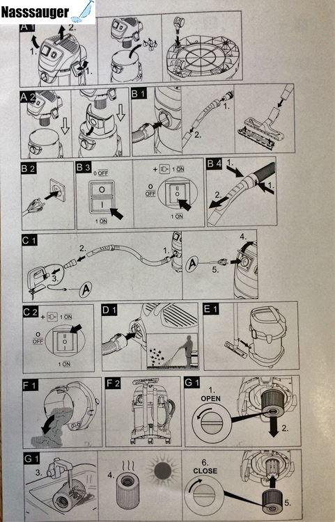 Kächer WD 3 Anleitung