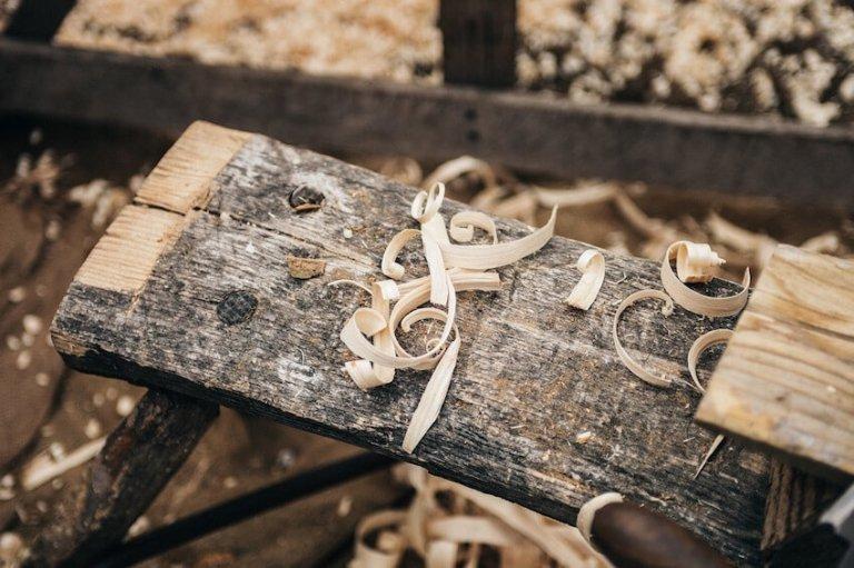 Holzspäne mit einem industriestaubsauger wegsaugen - Geht das?